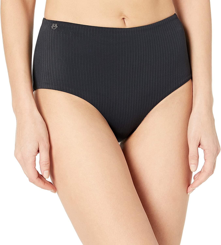 Maaji Womens Darling Reversible High Waist Signature Cut Bikini Bottom Swimsuit