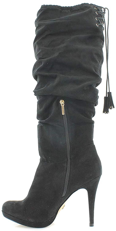 Thalia Sodi Brisa Boots Black 6.5M
