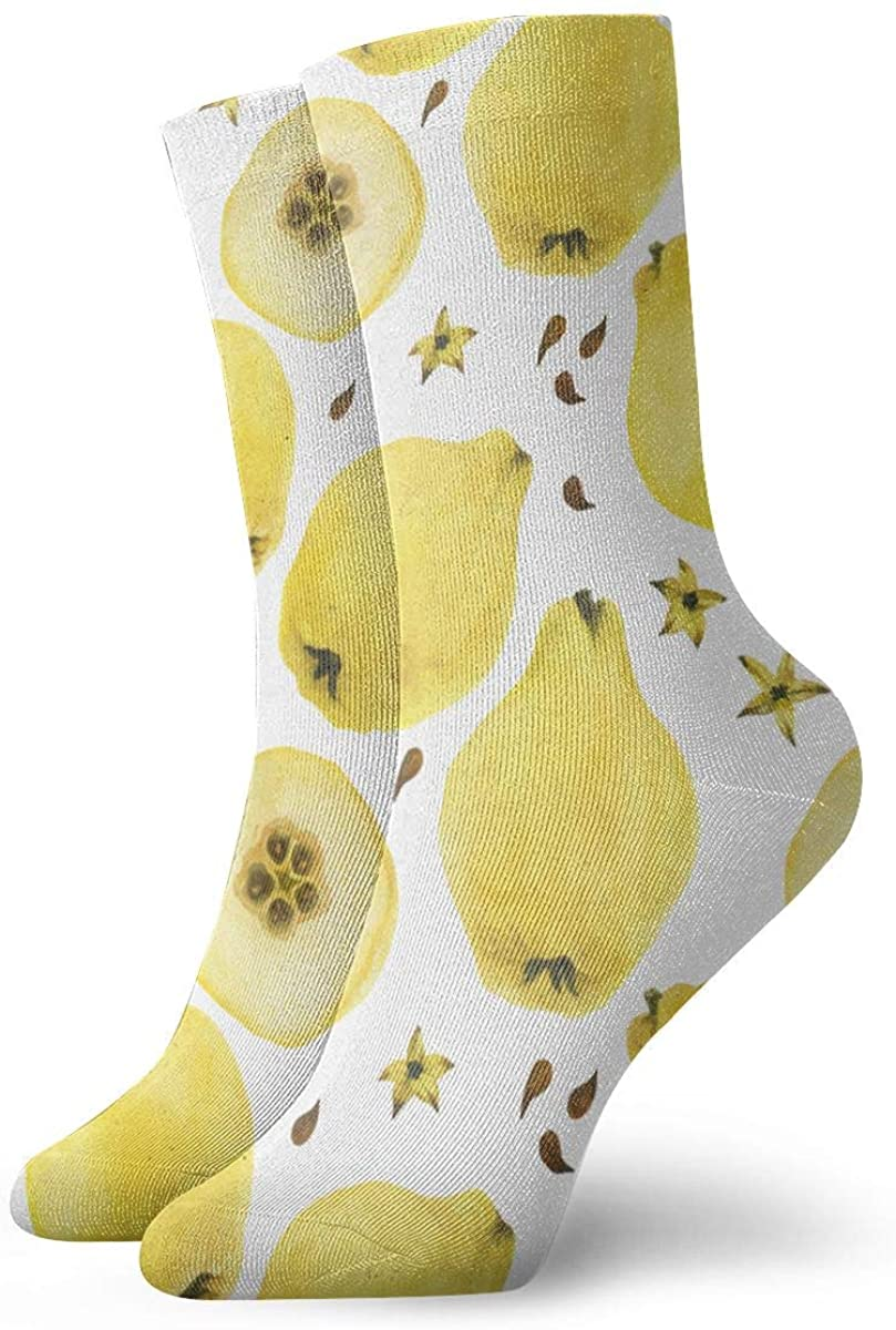 Unisex Cute Hipster Casual Socks Comfort Athletic Socks For Running Sports Hiking