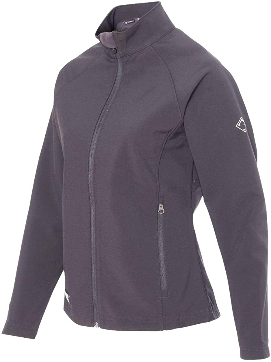 DRI Duck Women's 9439 DDX Wind/Water Resistant Contour Soft Shell Jacket