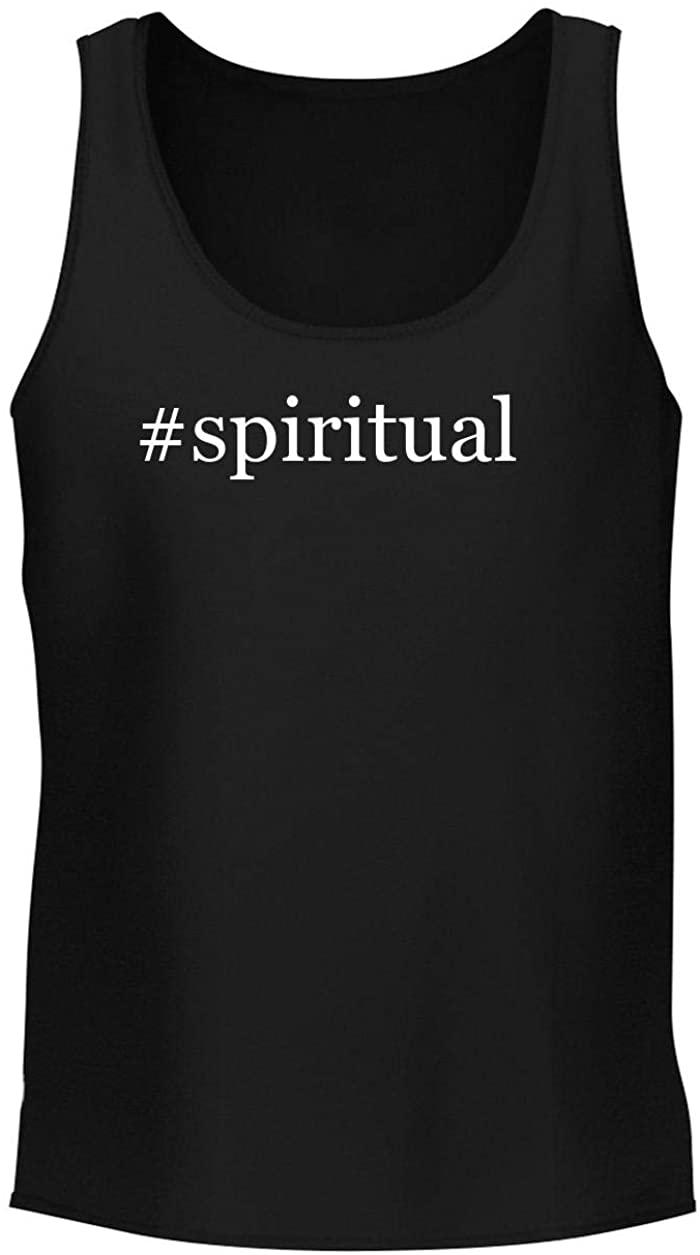 #spiritual - Men's Soft & Comfortable Hashtag Tank Top