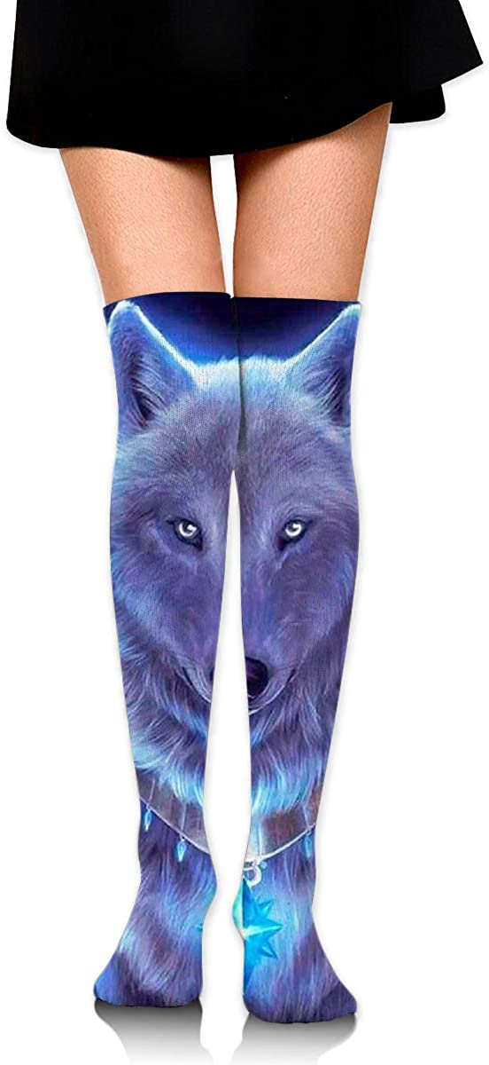 Game Life High Socks Wolf Sport Socks Crew Socks