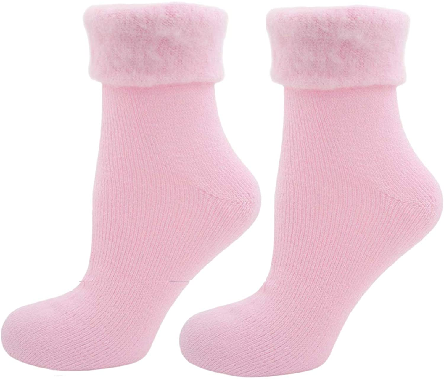 Womens/Ladies Super Soft Luxury Sleeperzzz Brushed Warm Sleep Bed Socks