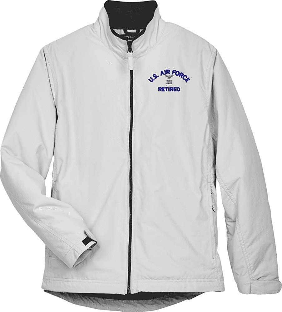 United States Air Force Emblem Retired Women's Devon & Jones Jacket