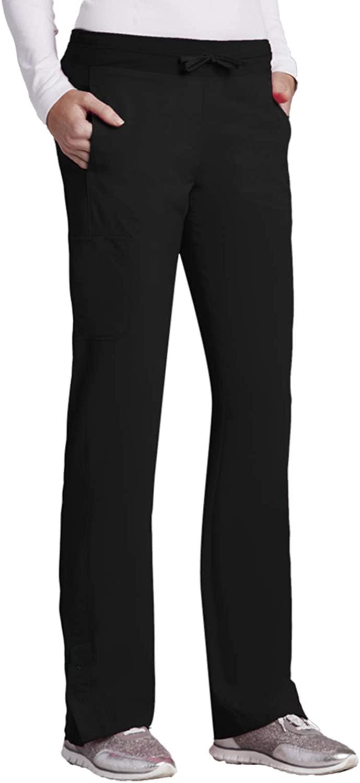 BARCO One 5205 Women's Cargo Track Scrub Pant Black XL