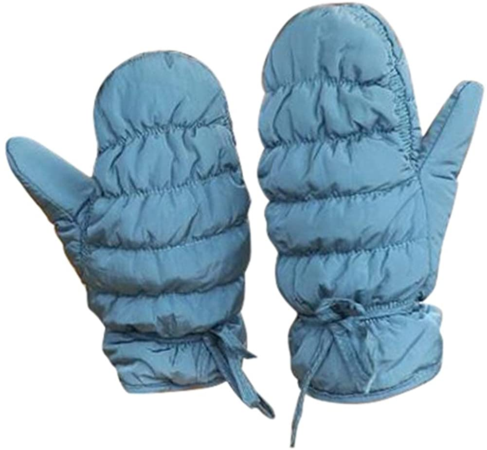 Aimeely Classic Women Lady Waterproof Windproof Warm Winter Skiing Outdoor Glove