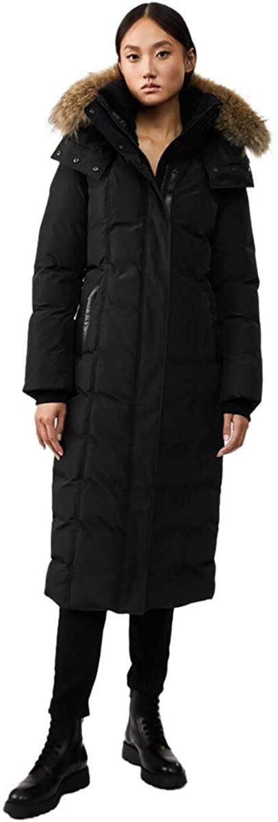 Mackage Jada Down Jacket - Womens Black, XL
