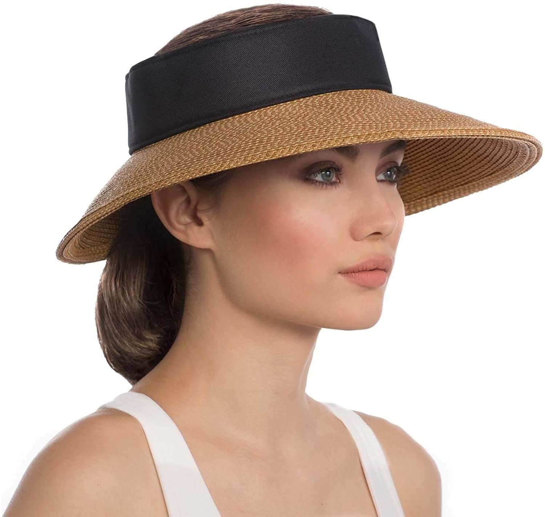 Eric Javits Luxury Women's Designer Headwear Hat - Squishee Halo