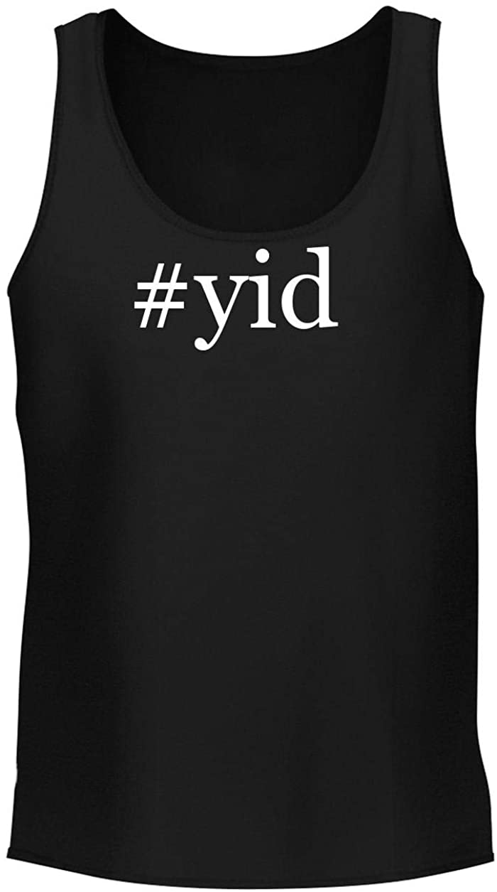 #yid - Men's Soft & Comfortable Hashtag Tank Top