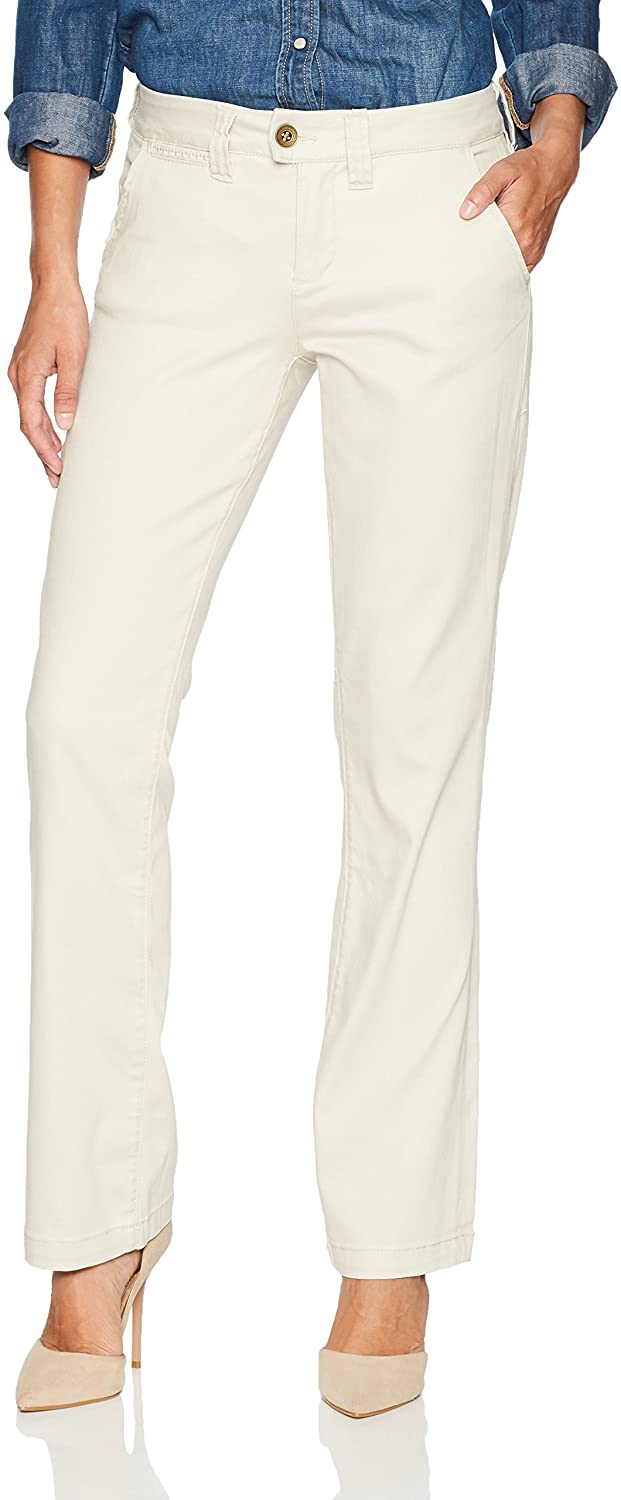 Jag Jeans Women's The Standard Trouser in Divine Twill