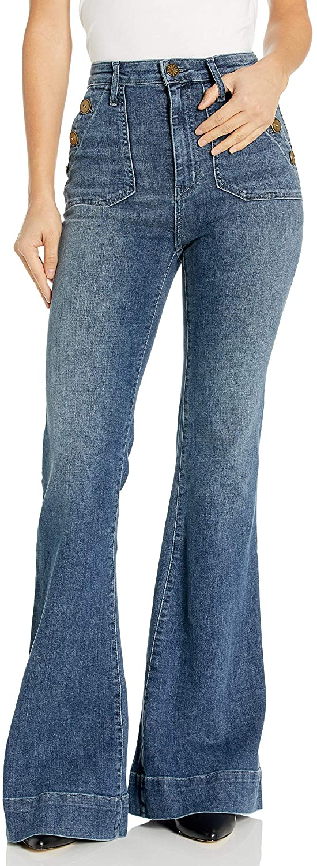 Show Me Your Mumu Women's Farrah Button Trouser