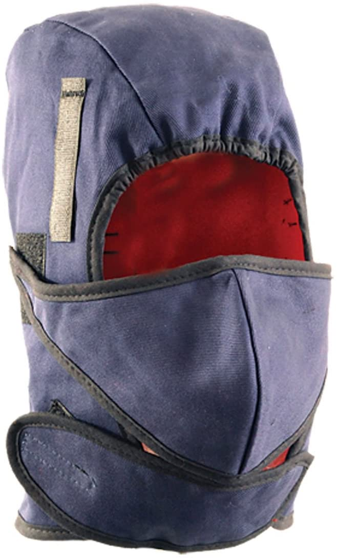 Cotton Twill Liner With Heavyweight Fleece Lining, Extra Long Neck Length And Removable Mouthpiece