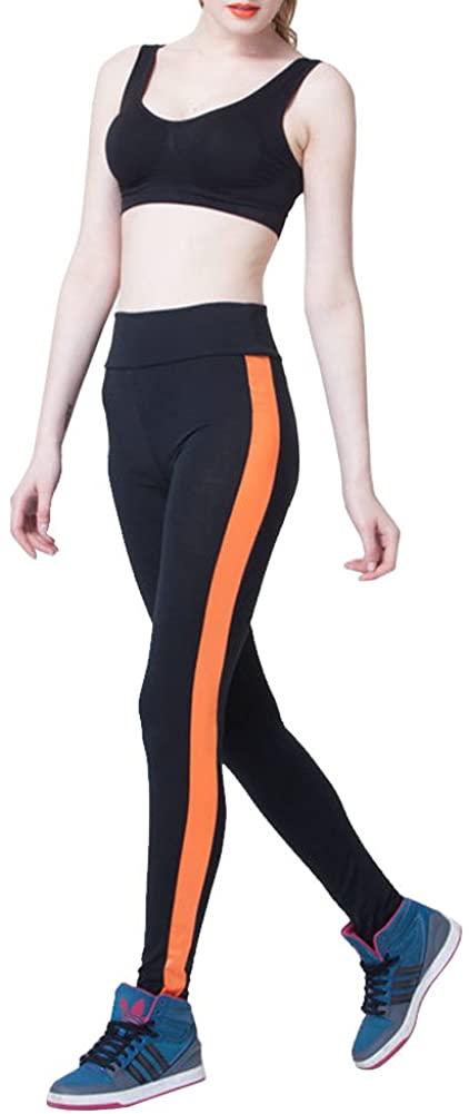 Xize Leggings Women Fitness High Waist PU Patchwork Girl Yoga Pants Sport Leggings lulu Leggins