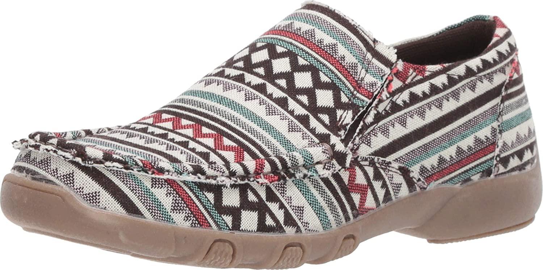 Roper Womens Casual Shoe Moccasin