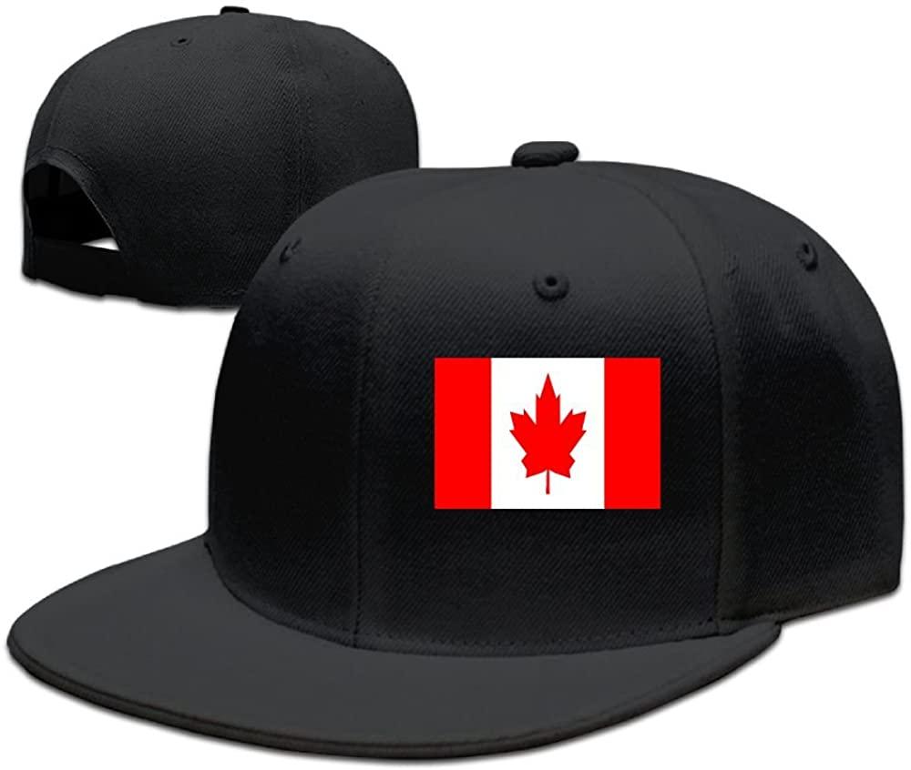 Canada FlagBaseball Caps Grid Hat Adjustable Trucker Cap Bandanas