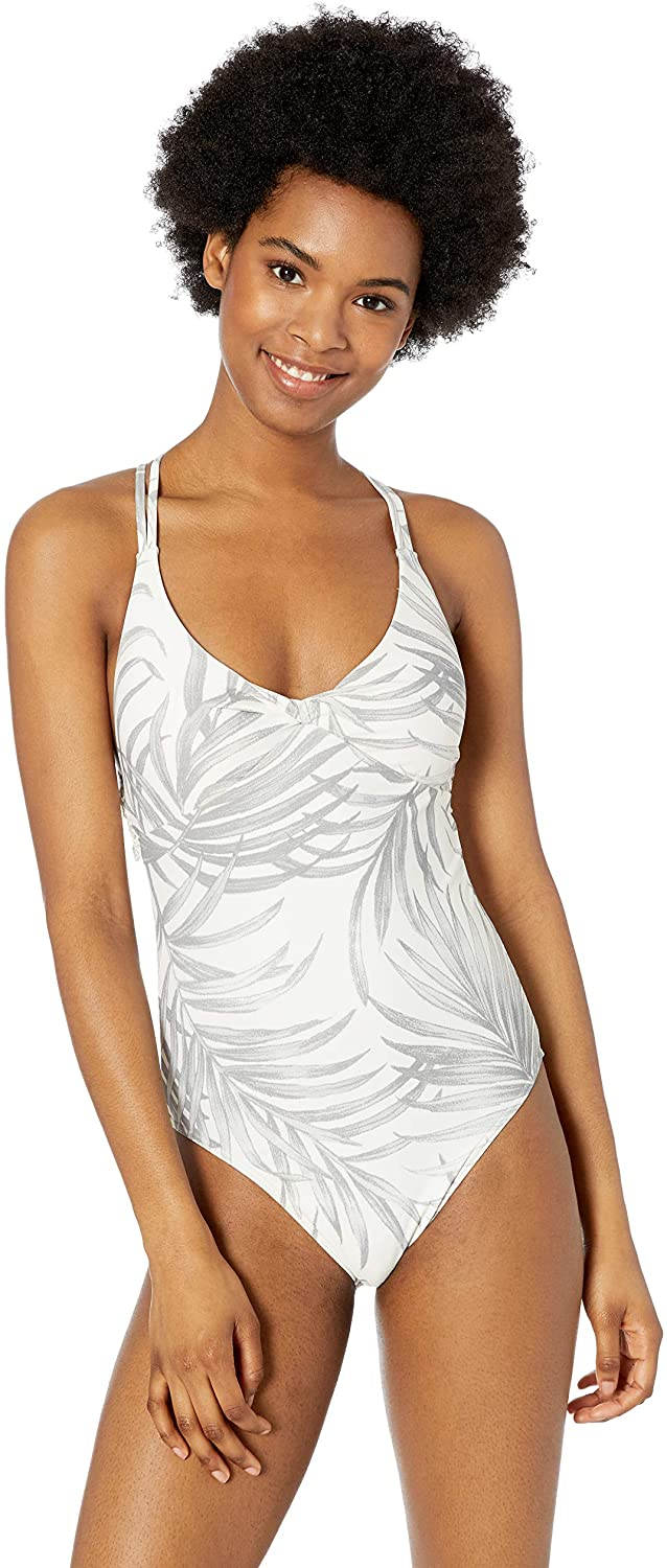 Rip Curl Women's Shorelines Cheeky One Piece Swimsuit