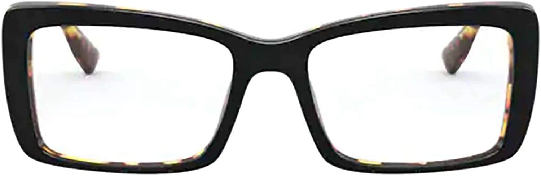 Luxury Fashion | Miu Miu Woman MU03SV3891O1 Multicolor Metal Glasses | Season Permanent