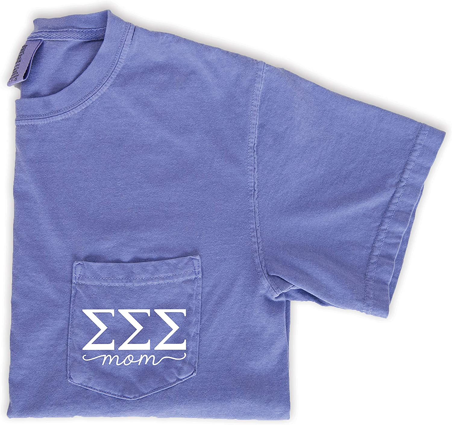 Sigma Sigma Sigma Sorority Mom Shirt