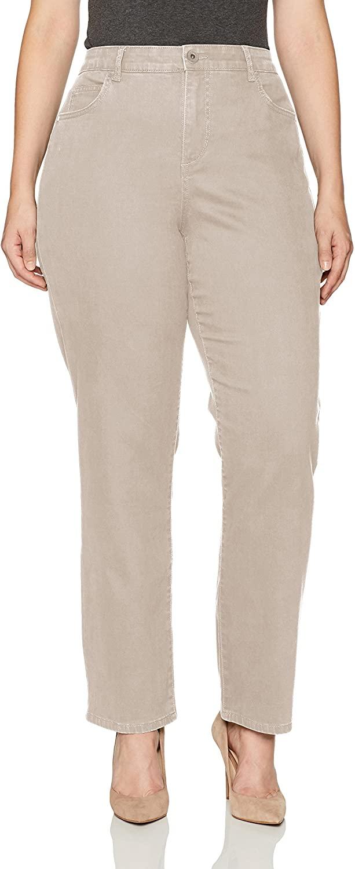 Bandolino Women's Plus-Size Mandie Five-Pocket Perfect-Fit Jean