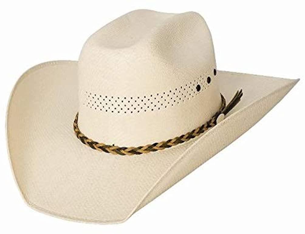 Bullhide Hats 2662 Gear Up 50X Straw Western Cowboy Hat