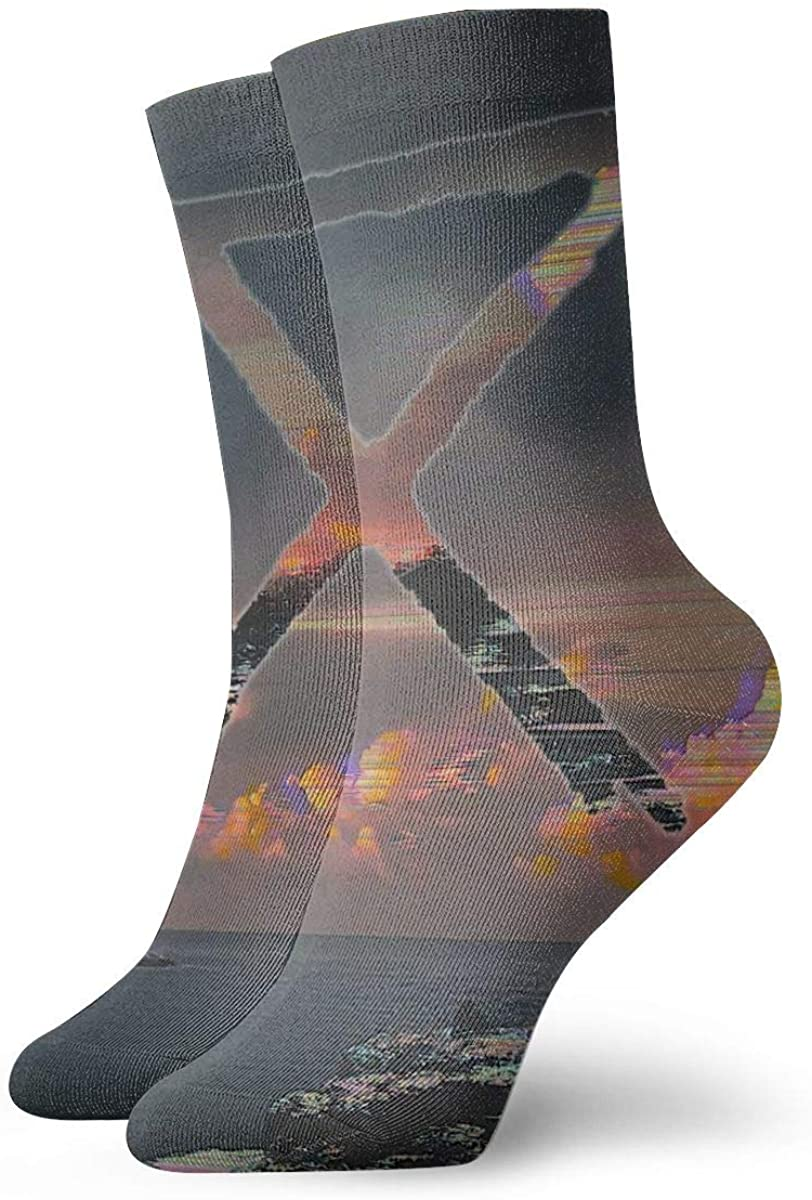 Circa Survive Personality Stylish Short Socks, Comfortable, Breathable, Light And Casual