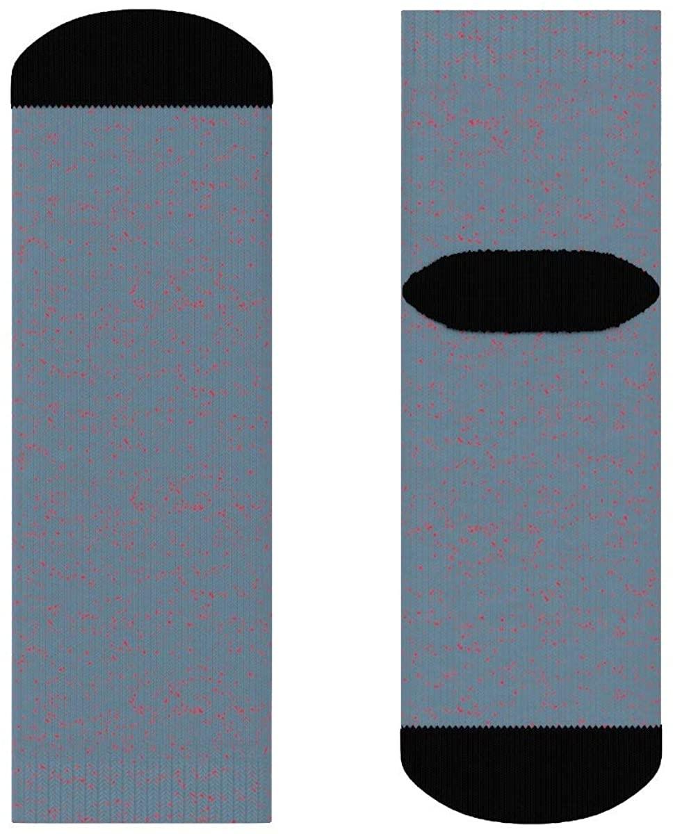 Snow Little Dots Bluestone III Crew Socks