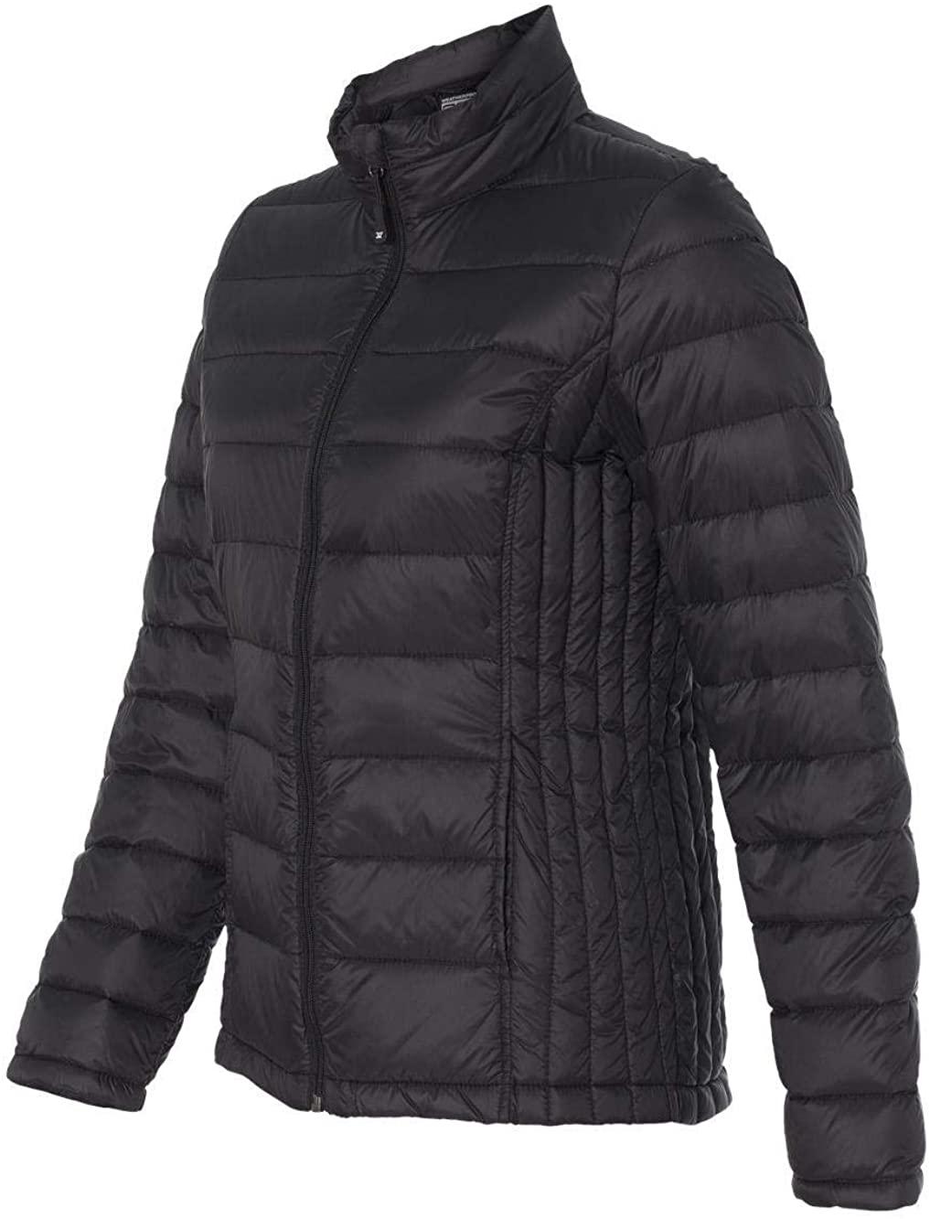 Weatherproof Ladies Packable Down Jacket. 15600W - XXX-Large - Black
