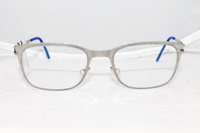 MYKITA MYKITA Racoon Shinysilver-051 Kids Eyeglasses Frame Made in Germany