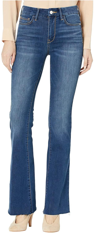 Sam Edelman Women's Stiletto High Rise Flare Jean