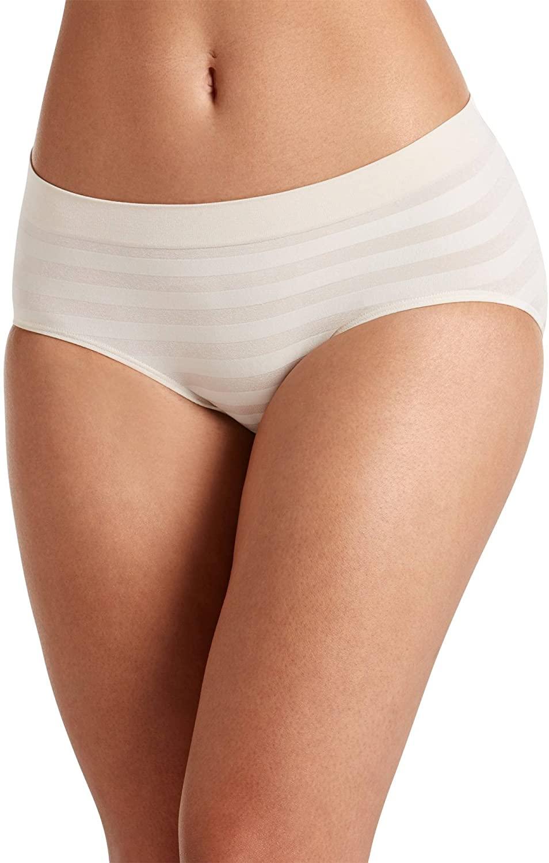 Jockey Women's Underwear Matte & Shine Seamfree Hipster