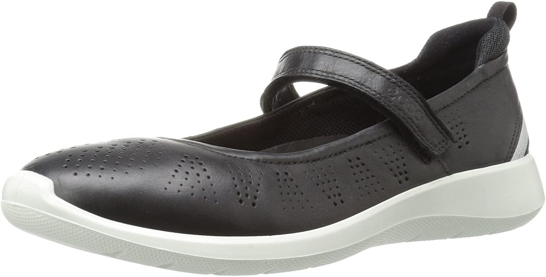 ECCO Women's Soft 5 Mary Jane Sneaker