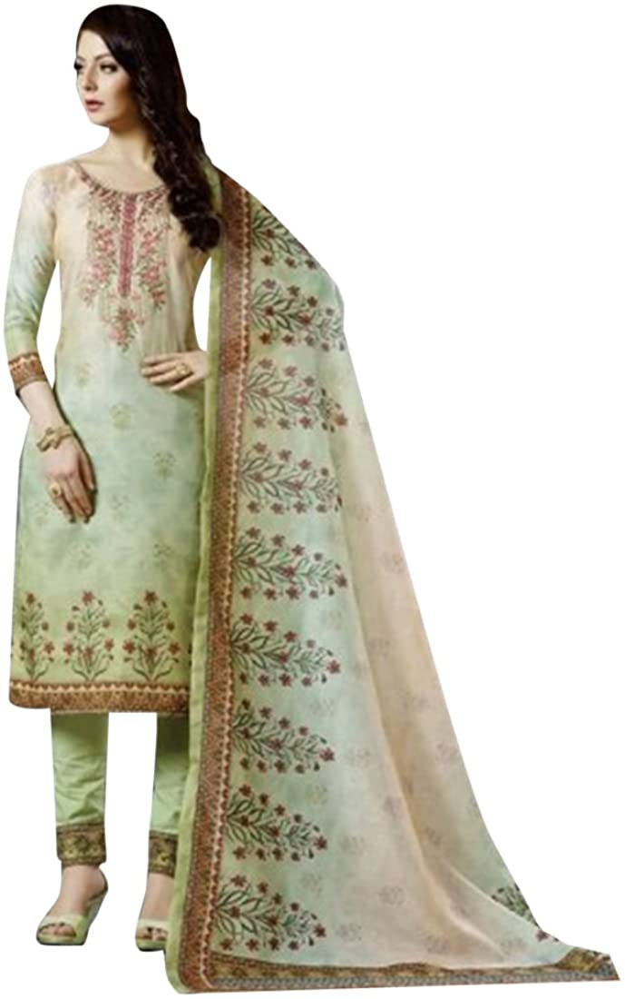 Bollywood Party Palazzo Style Straight Salwar Kameez Custom to Measure Indian Ethnic 2783