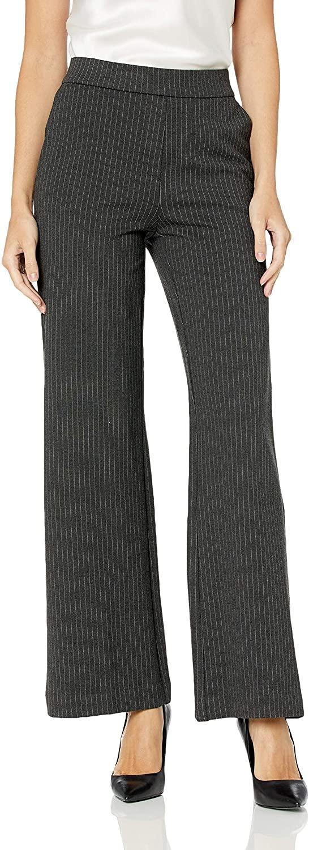 DHgate Brand - Lark & Ro Women's Wide Leg Ponte Pant