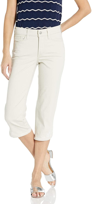 NYDJ Women's Novelty Ariel Crop Jeans
