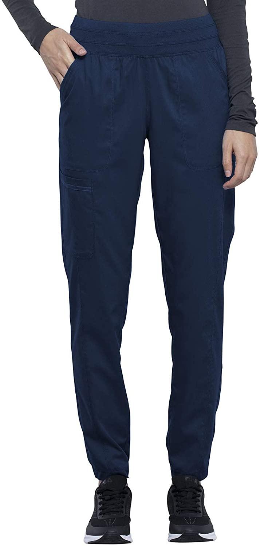 CHEROKEE Workwear WW Revolution Natural Rise Jogger, WW011, 4XL, Navy