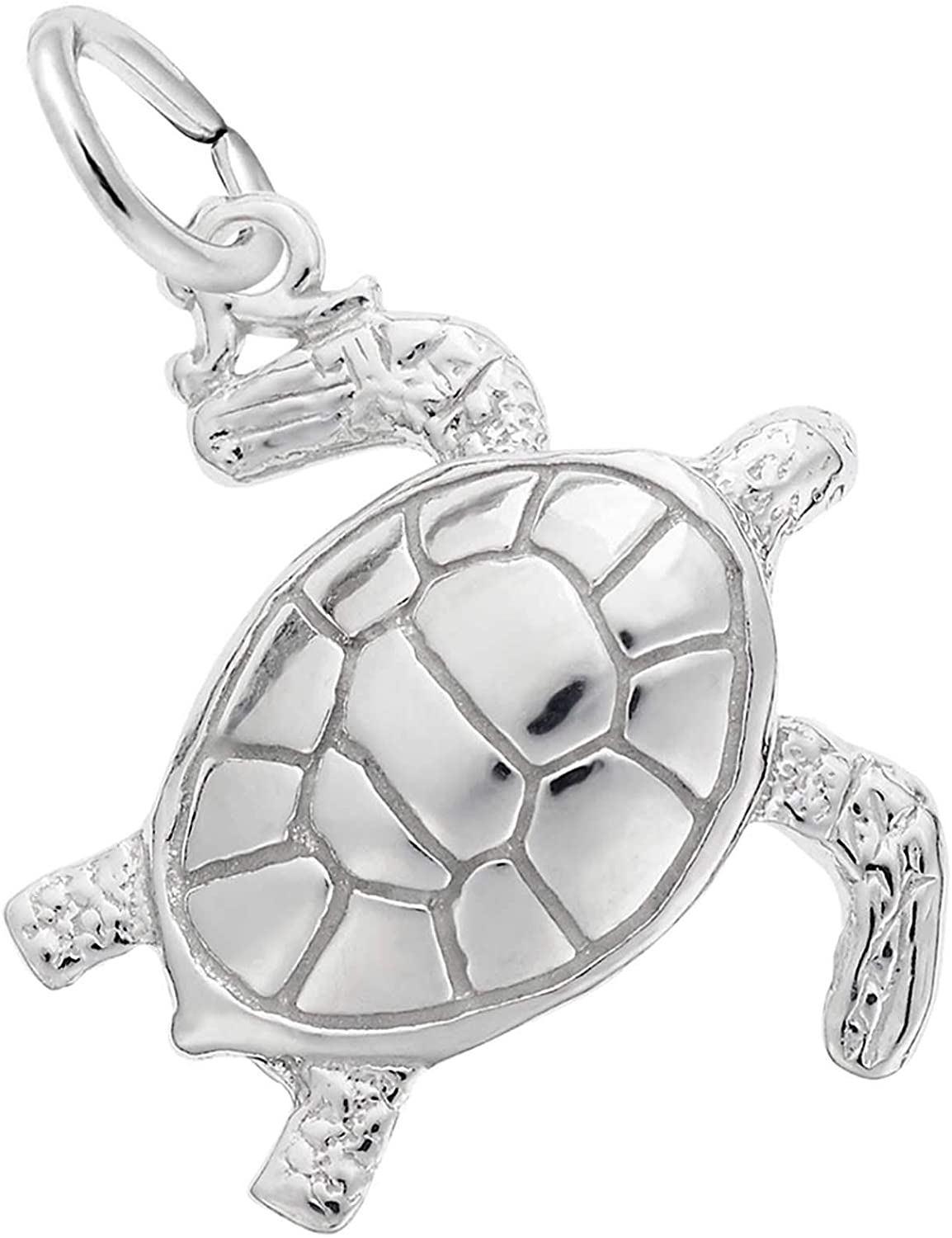 Rembrandt Charms Tortoise Charm