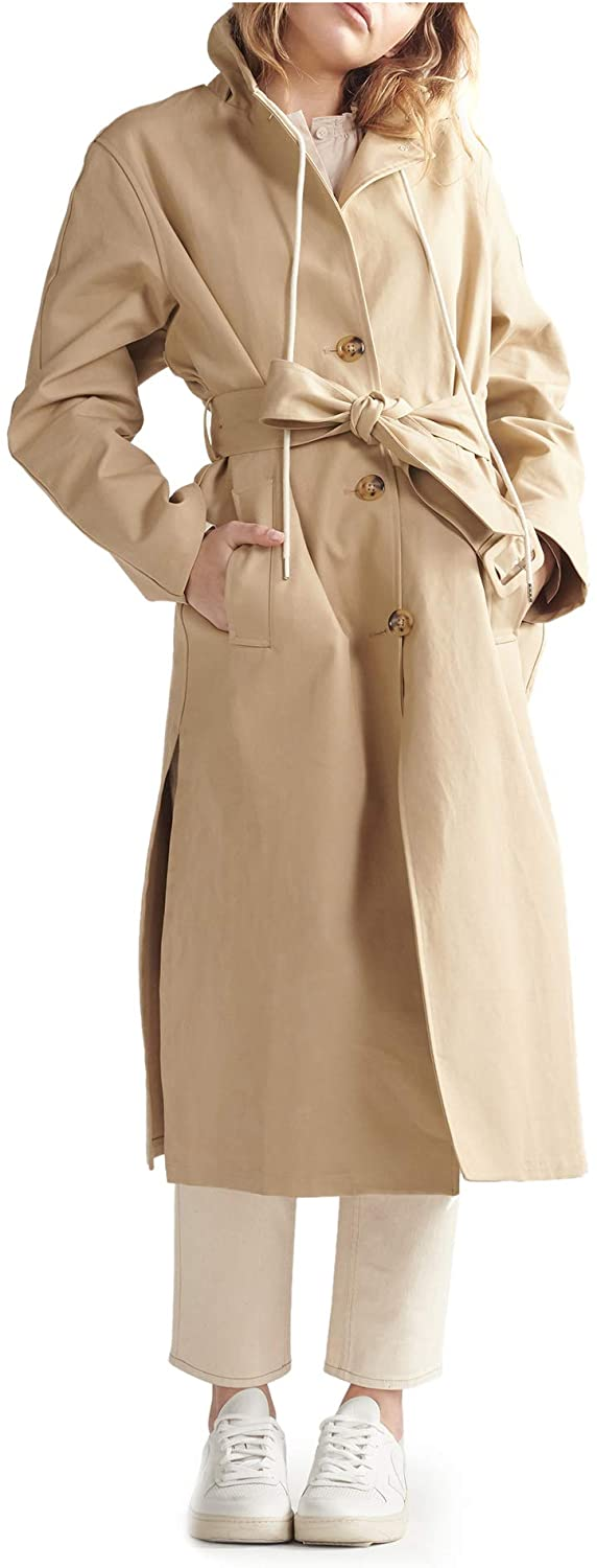 Thakoon, Hooded Trench Coat