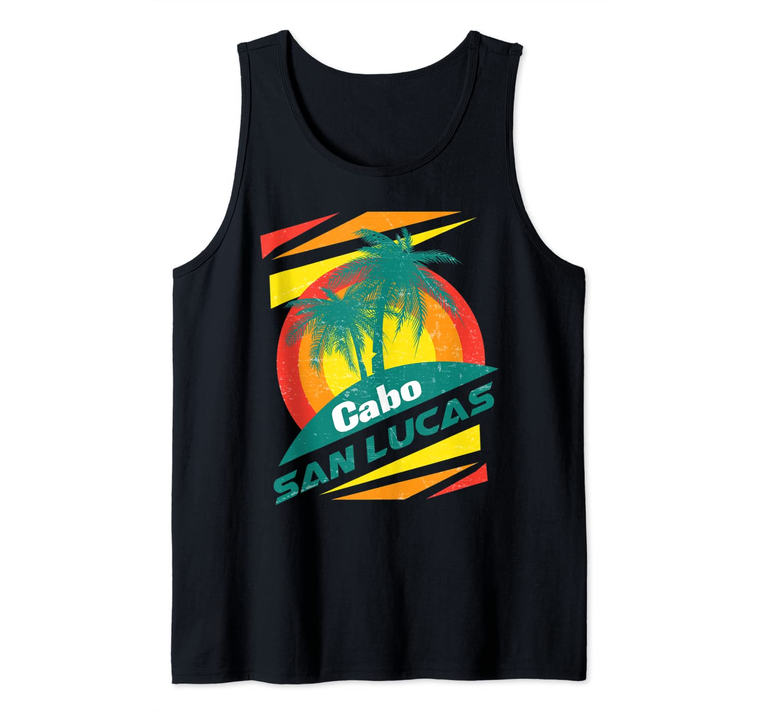 Cabo San Lucas Design - Excellent Present For All Travelers Tank Top