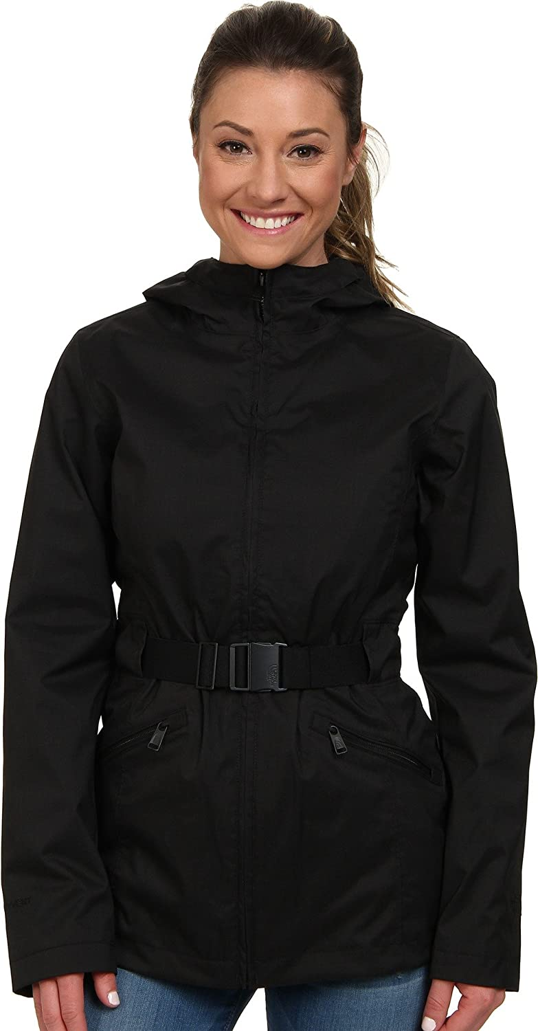 The North Face Women's Ophelia Jacket TNF Black Outerwear SM
