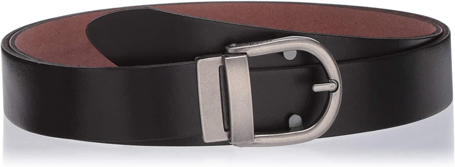 NYDJ Women's Pressure Lock, Plus Size Casual Leather Belt