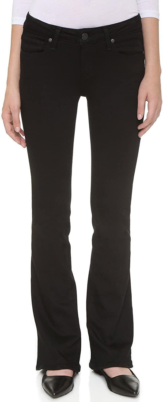 PAIGE Denim Women's Petite Lou Lou Flare Jeans