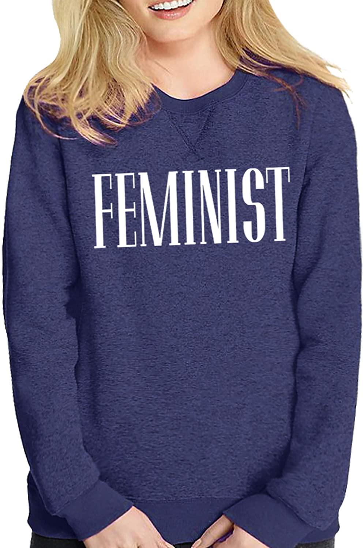 Queen Apparel Feminist Sweatshirt