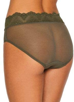 Camio Mio Mesh and Lace Hipster
