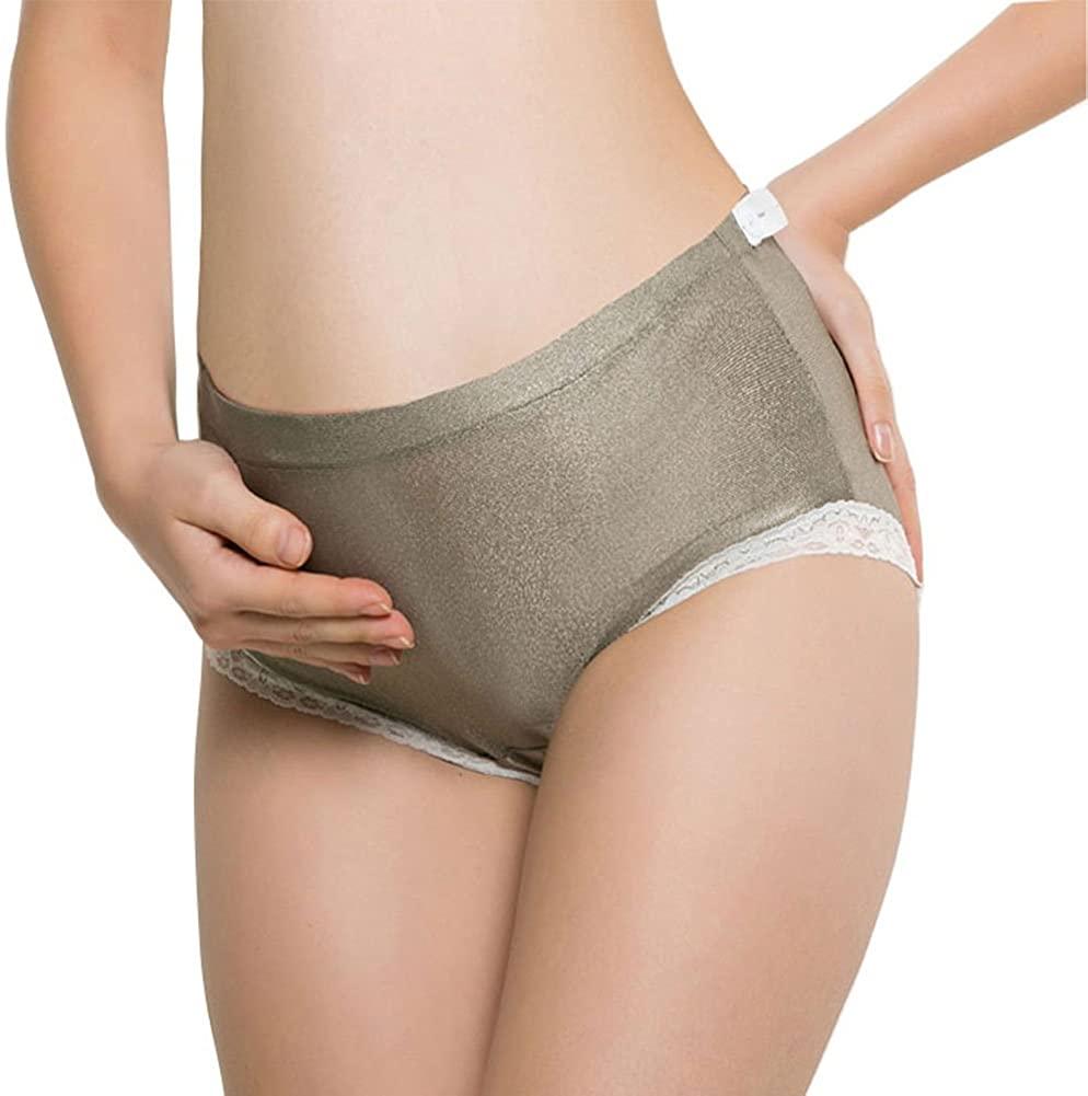 aisheyoupin Anti-Radiation Maternity Panties Maternity Underwear