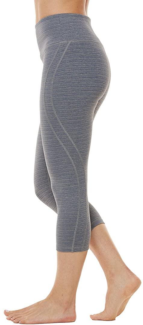 SHAPE activewear Women's Hirise Ss Capri