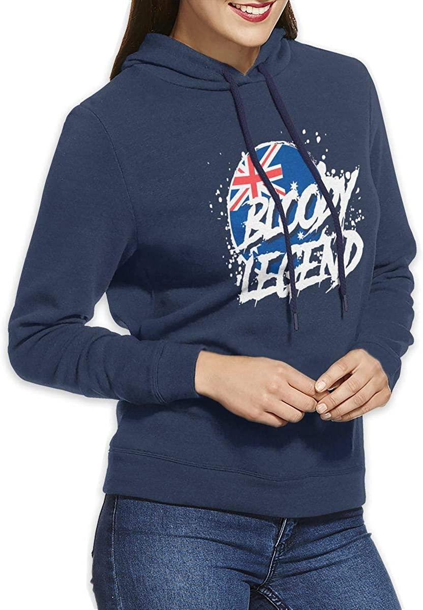Walter K Haas Lazarbeam Women Hoodies Sweater Coat Teen Girls Sweatshirt Pullover Jumper Outerwear Coat