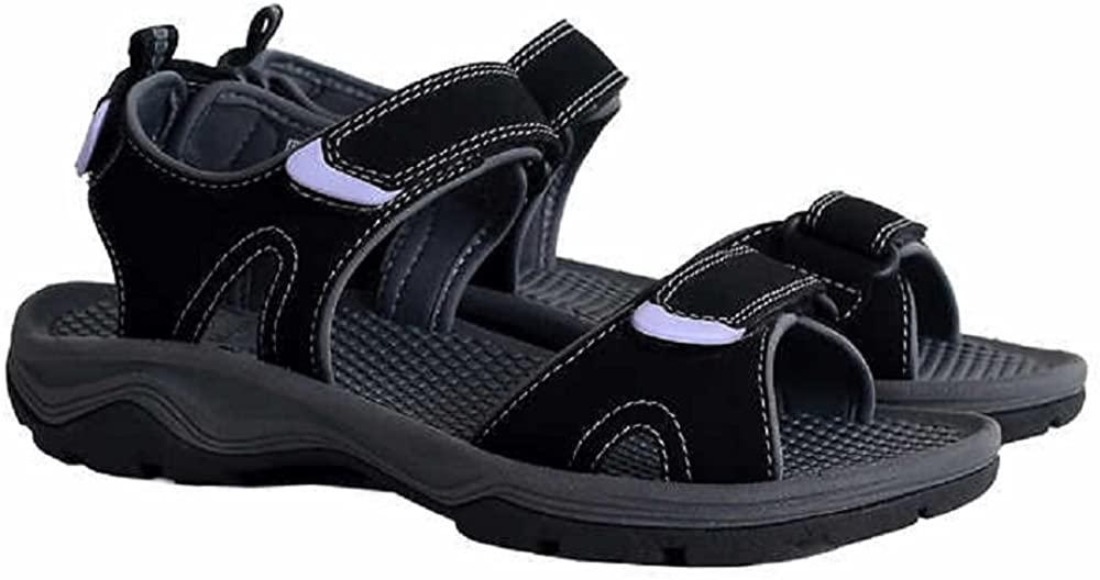 Khombu Ladies River Sandals for Women - Walking Hiking Casual Summer Shoes