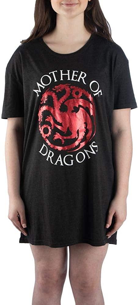Game of Thrones House Targaryen Mother of Dragons Juniors' Nightshirt