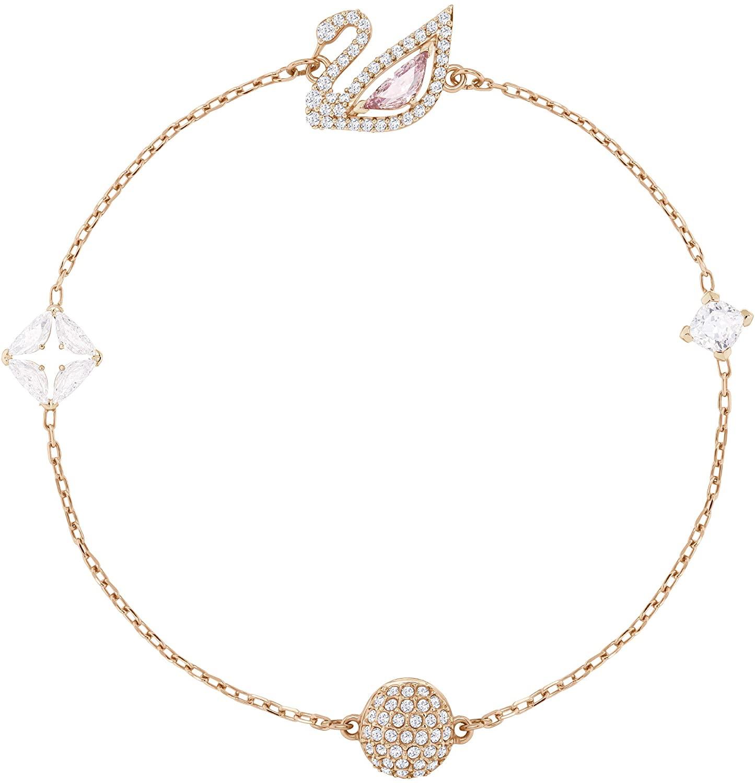 SWAROVSKI Women's Dazzling Swan Crystal Jewelry Collection