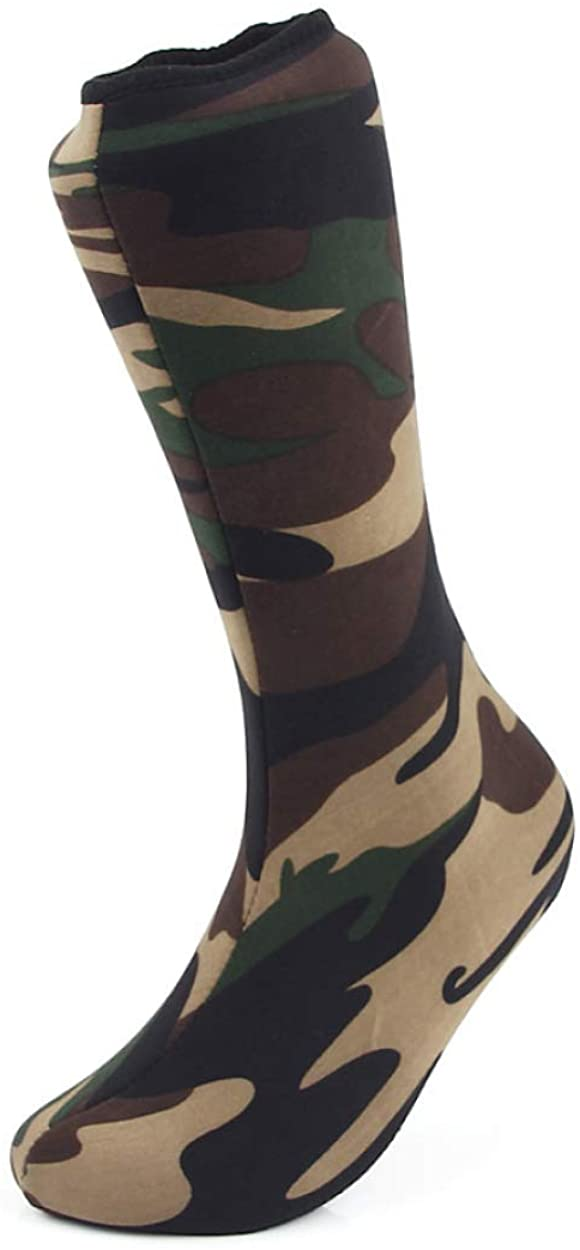 Military Look Socks Korean Traditional Style Long Size Warm and Comfortable Perfect for Winter Socks